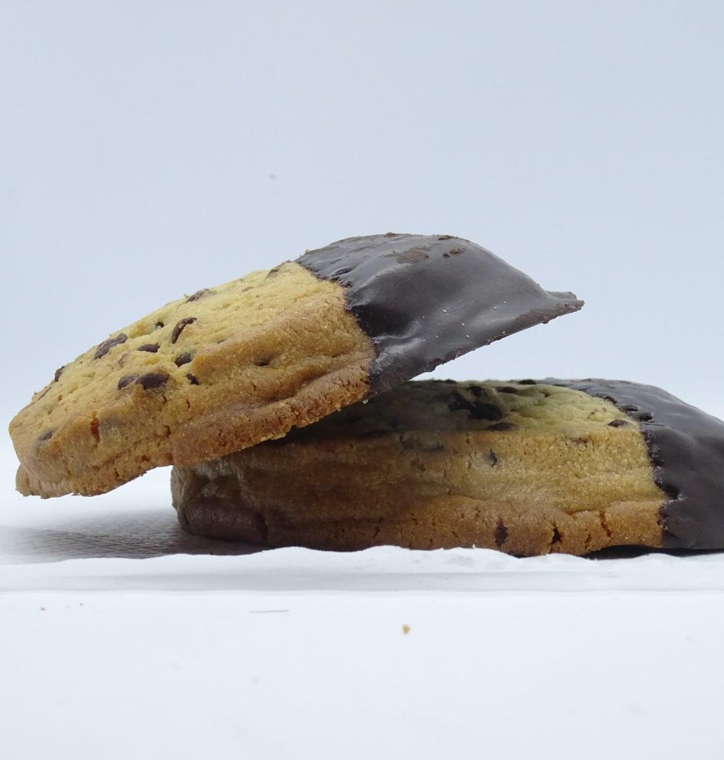 Die Bio-CookieBoX : Apfel - CashewCranberry- Schoko 6x100g