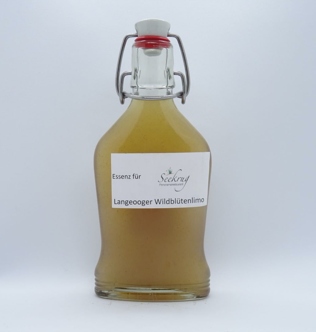 Wildblüten-Limo - 200ml